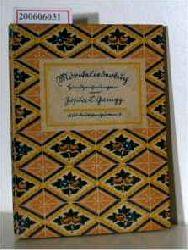 Mörikeliederbuch