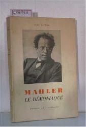 Matter, Jean  Matter, Jean Mahler le Demoniaque