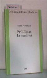 Frank Wedekind ? Frühlings Erwachen