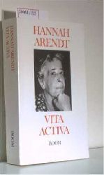 Arendt, Hannah  Arendt, Hannah Vita activa