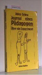 Celma, Jules  Celma, Jules Journal eines Pädagogen