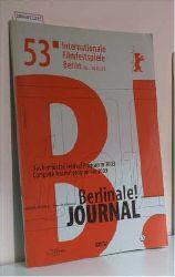 53. Internationale Filmfestspiele Berlin 06. - 16. 02. 2003