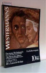 Das Kulturmagazin Westermann`s 10/86