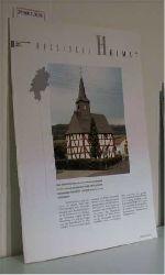 Hessische Heimat - Zeitschrift für Kunst, Kultur und Denkmalpflege