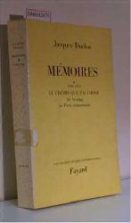 Duclos, Jacques  Duclos, Jacques Memoires 1896-1934