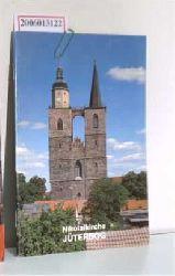 Nikolaikirche Jüterbog