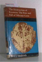 Mellersh, H. E. L.  Mellersh, H. E. L. The Destruction of Knossos