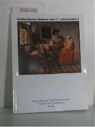 Klessmann, Rüdiger   Klessmann, Rüdiger  Holländische Malerei des 17. Jahrhunderts