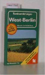 von Hardenberg, Albrecht  von Hardenberg, Albrecht Rundwanderungen West-Berlin