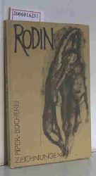 Goldscheider, Cecile  Goldscheider, Cecile Auguste Rodin - Zeichnungen