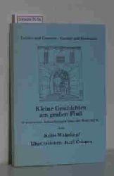 Mahnkopf, Kuno  Mahnkopf, Kuno Kleine Geschichten am großen Fluß