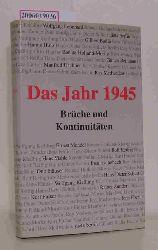 Krauss, Christine / Küchenmeister, Daniel  Krauss, Christine / Küchenmeister, Daniel Das Jahr 1945
