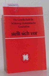 Kai-Detlev Sievers   Kai-Detlev Sievers Die Gesellschaft Schleswig Holsteinische Geschichte stellt sich vor