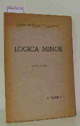 Remer, Vincentio  Remer, Vincentio Logica Minor I