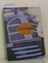 Allen Ginsberg   Allen Ginsberg  Iron horse