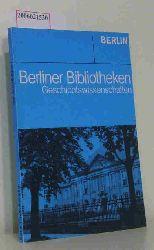 Heidemarie Schade   Heidemarie Schade  Berliner Bibliotheken - Geschichtswissenschaften