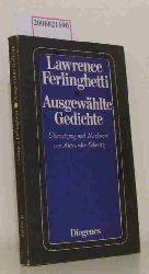 Lawrence Ferlinghetti   Lawrence Ferlinghetti  Ausgewählte Gedichte