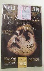 Neil Gaiman   Neil Gaiman  the sandman November 2003