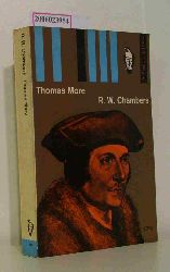 R. W. Chambers  R. W. Chambers Thomas More