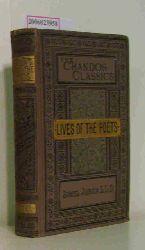 Samuel Johnson   Samuel Johnson  Lives of the Most Eminent English Poets - The Chandos Classics
