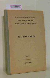 Sidney Heitman / Peter Knirsch  Sidney Heitman / Peter Knirsch N. I. Bucharin