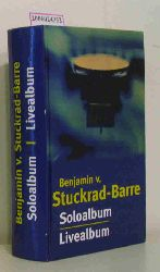 Benjamin v. Stuckrad-Barre  Benjamin v. Stuckrad-Barre Soloalbum / Livealbum