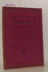 Rudolf Hildebrand   Rudolf Hildebrand  Geist