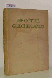 Andre Bonnard  Andre Bonnard Die Götter Griechenlands