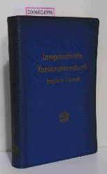 Louis Hamilton / Dr. Johanna Hamilton   Louis Hamilton / Dr. Johanna Hamilton  Langenscheidts Konversationsbuch Englisch-Deutsch