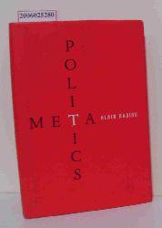 Alain Badiou  Alain Badiou Metapolitics