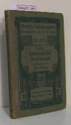 Dr. P. Primer   Dr. P. Primer  Hamburgische Dramaturgie 1767-1769 von Lessing (Auszug)