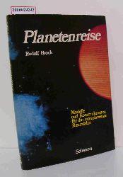 Rudolf Brock  Rudolf Brock Planetenreise
