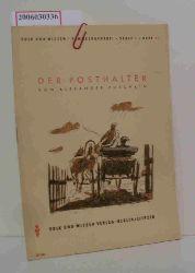 Alexander Puschkin   Alexander Puschkin  Der Posthalter