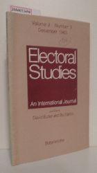 David Butler and Bo Särlvik   David Butler and Bo Särlvik  Electoral Studies - Volume 2 * Number 3 * December 1983