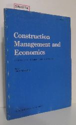 John Bennett  John Bennett Construction Management and Economics