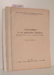 Karl Georg Mahnke   Karl Georg Mahnke  3 Hefte des Deutschen Instituts für Wirtschaftsforschung (Institut für Konjunkturforschung)