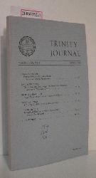 D. A. Carson   D. A. Carson  Trinity Journal