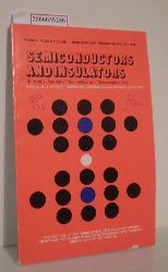 Dienes / Grimmeiss / Lucovsky   Dienes / Grimmeiss / Lucovsky  Semiconductors and Insulators - Volume 5 * Number 2 (1980)