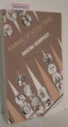 Thomas V. Bonoma & Thomas W. Milburn   Thomas V. Bonoma & Thomas W. Milburn  Journal of Social Issues - Social Conflict