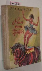 Paula Busch   Paula Busch  Nina vom Zirkus