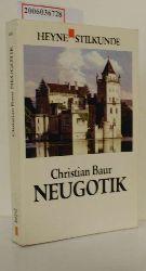 Christian Baur  Christian Baur Neugotik