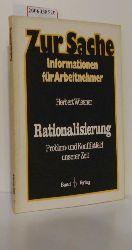 Herbert Wiesner   Herbert Wiesner  Rationalisierung