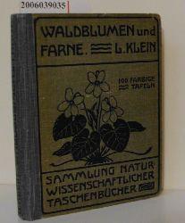 Dr. Ludwig Klein   Dr. Ludwig Klein  Unsere Waldblumen und Farngewächse