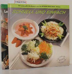 Schnell und einfach / Leichte Salate zum Schlankwerden