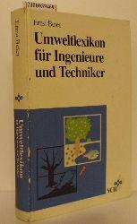 Ernst Beier   Ernst Beier  Umweltlexikon für Ingenieure und Techniker