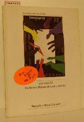 Frieder Mellinghoff   Frieder Mellinghoff  Triennale `83 - Die besten Plakate der Jahre 1980-83