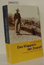 Beat Hächler (Hg.)  Beat Hächler (Hg.) Das Klappern der Zoccoli