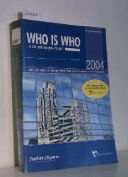 who is who in der Immobilienwirtschaft 2004
