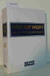 Habel  Habel WER IST WER? Das Deutsche WHO´S WHO/ The German WHO´S WHO/ Le WHO´S WHO Allemand