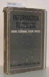 Harold Pfeffer   Harold Pfeffer  Information Retrieval Among Examining Patent Offices